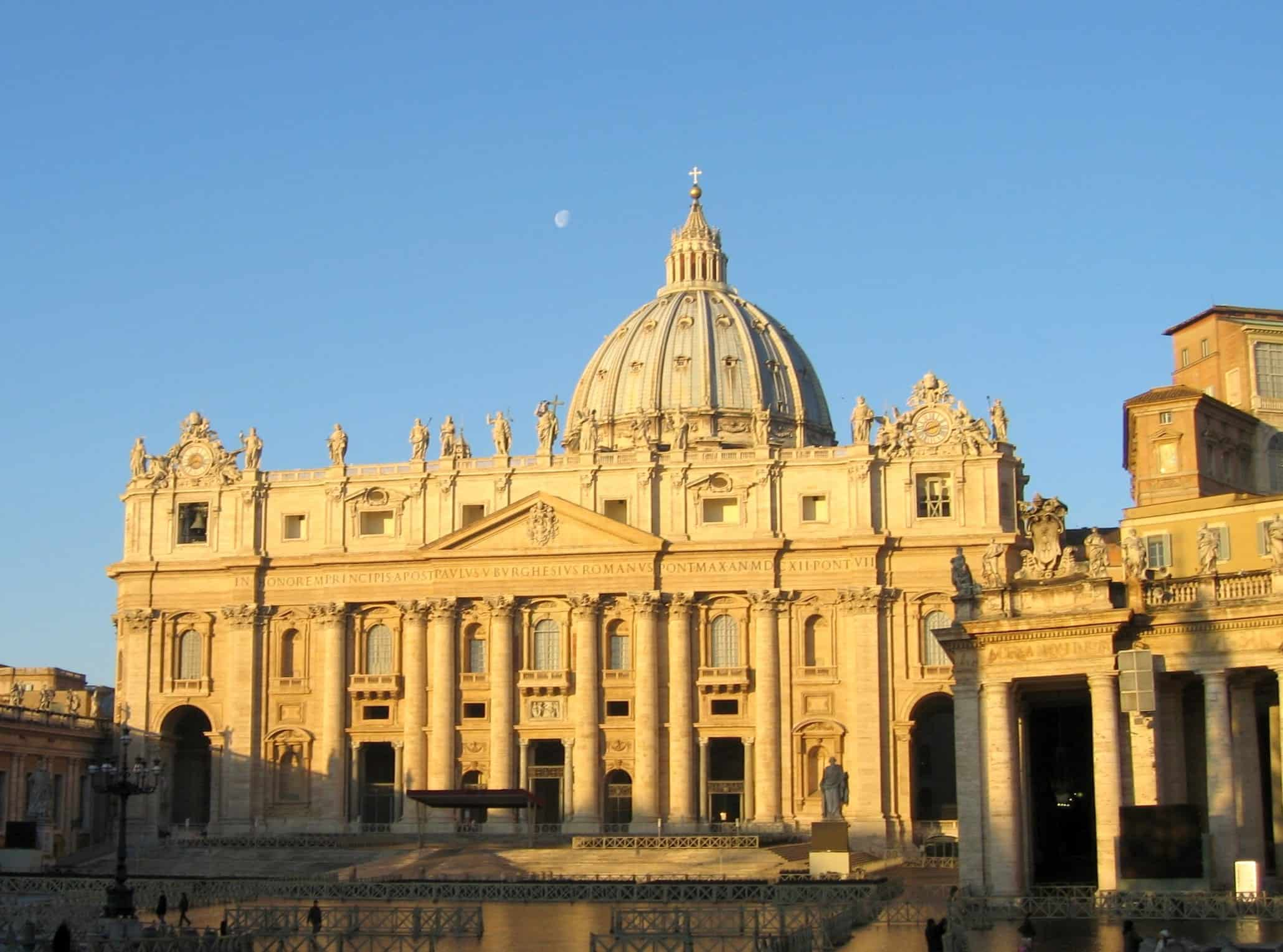 Rome-St-Peters-Basilica