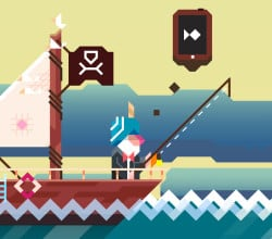 Ridiculous-Fishing-Mobile-Game