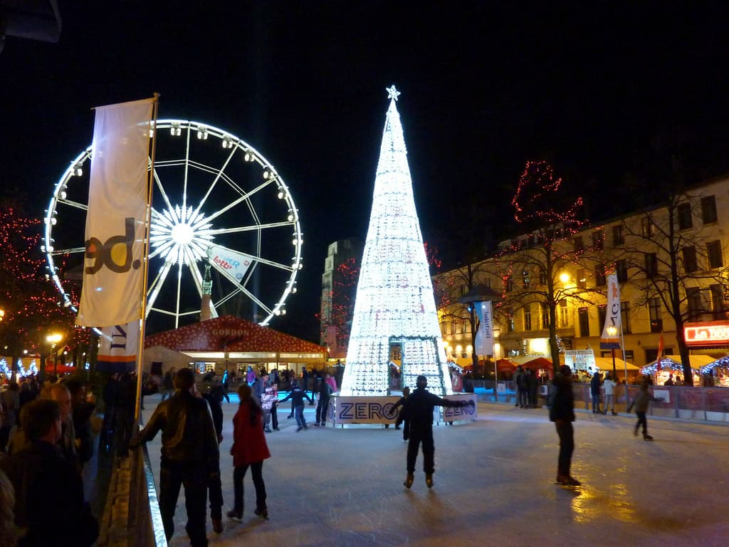 Natal-Bruxelas