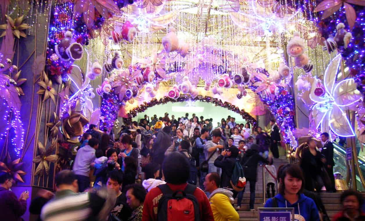 Natal-Hong-Kong
